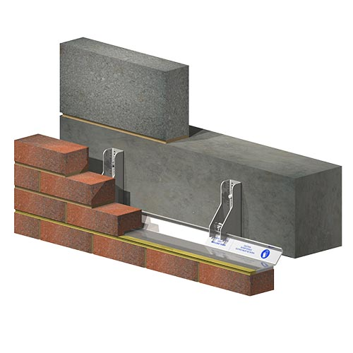 Image of Atlas 12 masonry support