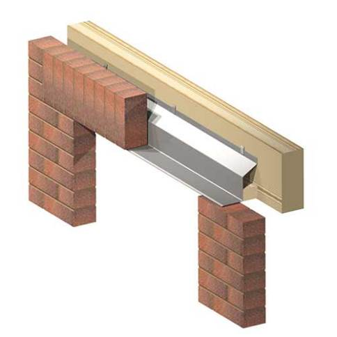 Image of L3 Type Timber Frame Lintel
