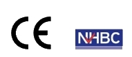 Image of CE & NHBC Logo