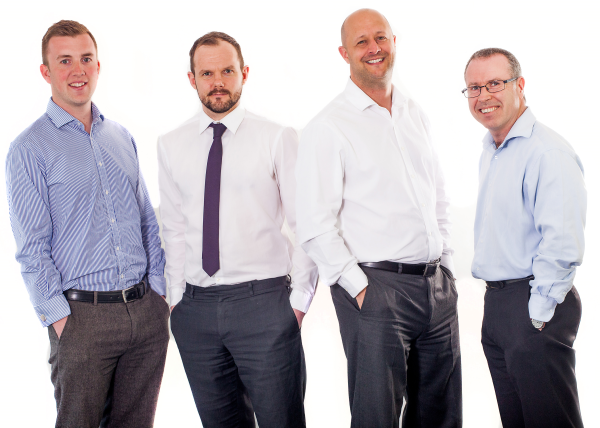 Image of the ACS specification team