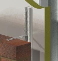 Image of Framefix Ultra Brick Tie Channel