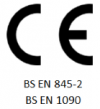 Image of CE BS EN 845-2 BS EN 1090