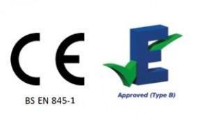 CE Ties and E type B