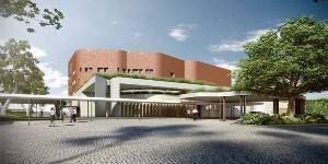 Image of New Australian Embassy