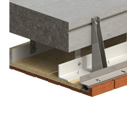 Image of the Azure Deep Soffit System