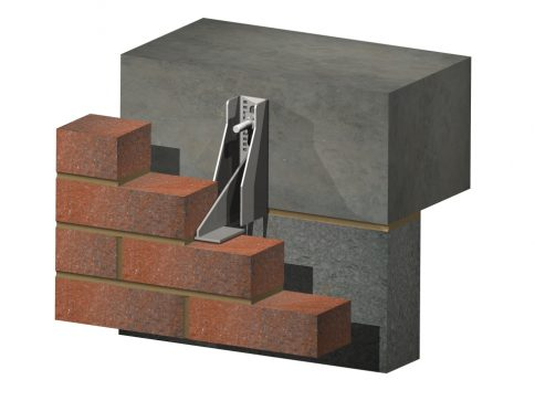 Image of Type 3A masonry support