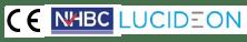 CE Logo NHBC Lucideon