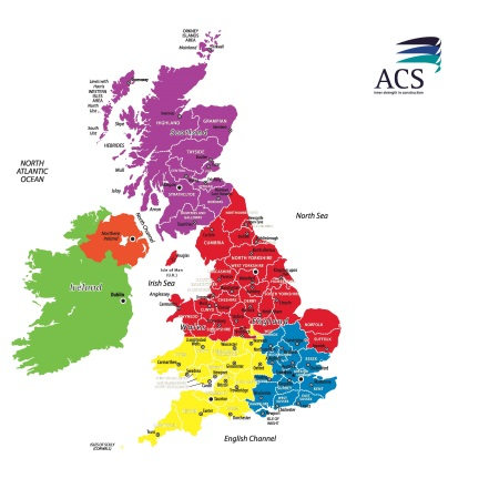 Approved Regional Wall Tie Stockist